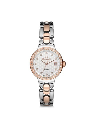 Omax Saat Beyaz